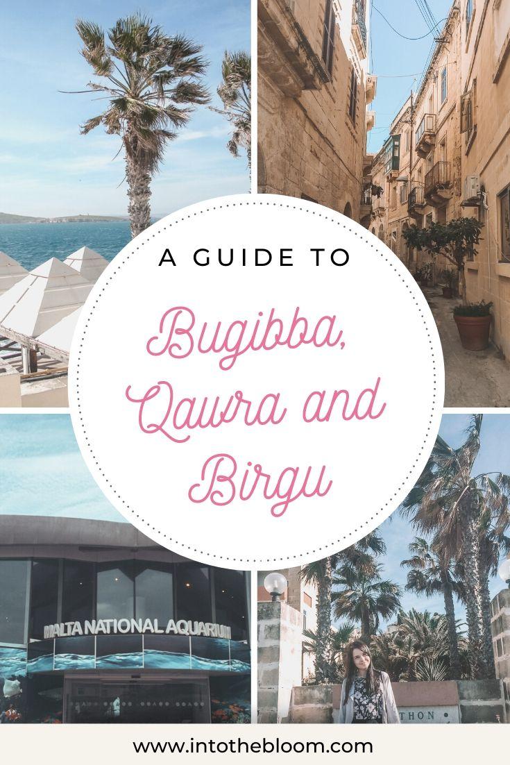 A travel guide to Bugibba, Qawra and Birgu, Malta
