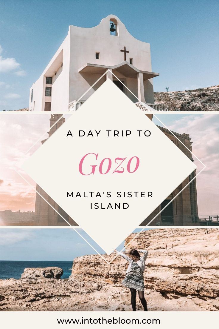 A blog post recapping our visit on Malta's sister island, Gozo