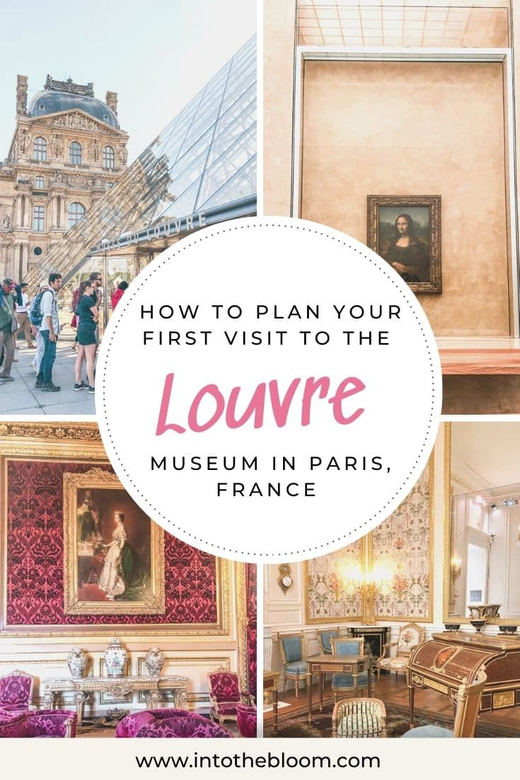How to Plan Your First Visit to the Louvre Museum in Paris, France