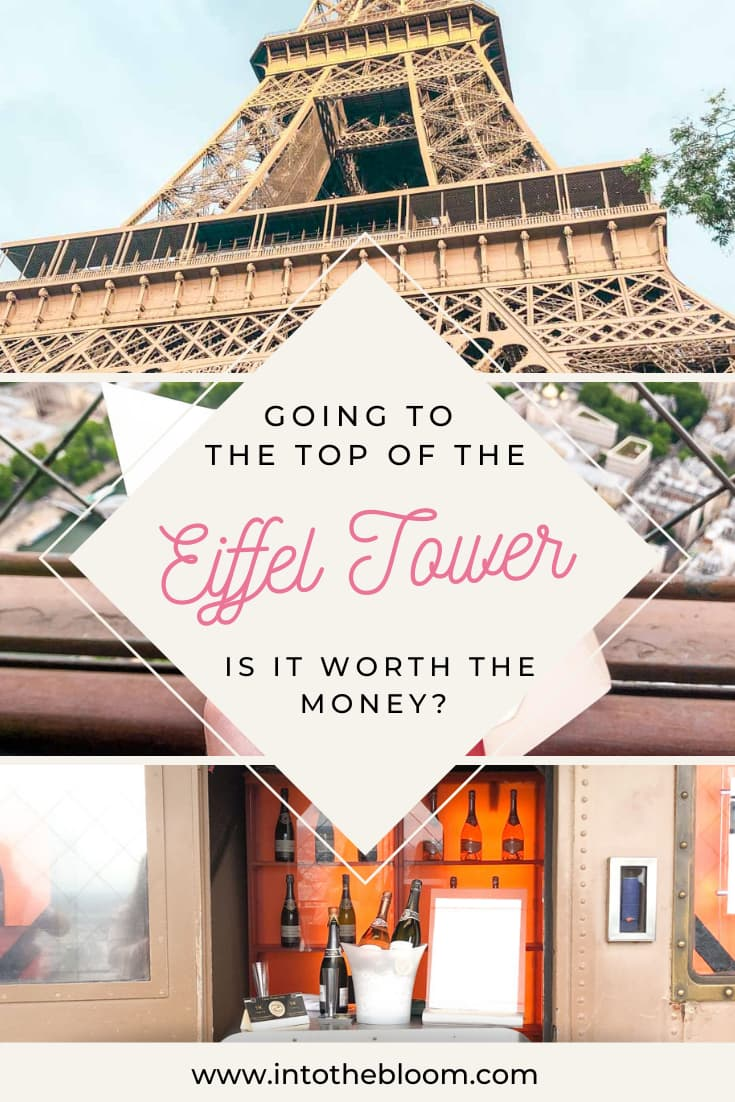 Are you wondering if going to the top of the Eiffel Tower is worth the money, or you're better off skipping it? Here's my little guide including what to expect, how much it costs to climb the Eiffel Tower, and Gustave Eiffel's little secret that you can find at the top...